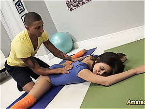 Lucy chick in real flexi contortion orgy