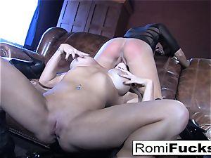Romi Rain super-fucking-hot lesbo sex