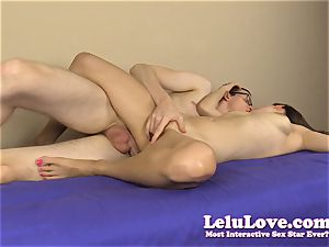 Homemade amateur duo he finger screws her
