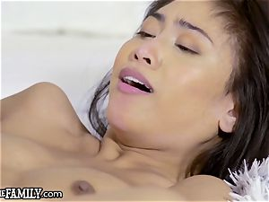 japanese daughter-in-law plumbs Mom's stud 1 Last Time!