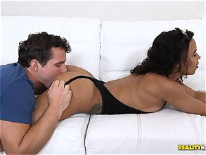bashing hook-up with Hollie Berry