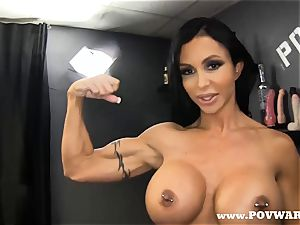 pov Wars nubs Jade get a teach ran on her stud 2