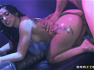 Mandy Muse donk plowed deep by Mick Blue
