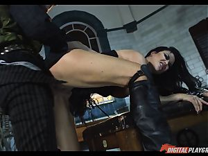 wish plumb with hook arm call girl Jasmine Jae