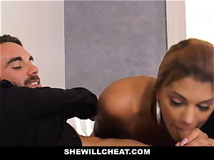 SheWillCheat - steaming hotwife wife vengeance pounding