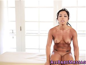 chinese stunner gets ate