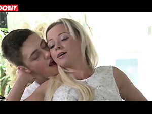 super-naughty stepmom gets porked gonzo by her stepson