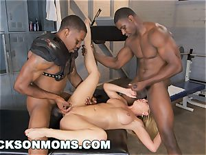 Cherie Deville auditions to be the squad hoe (xa15243)
