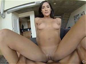Chloe Amour point of view deep throating and porking