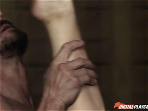 killer cutie Kayden Kross gets her revenge on her fresh step-father