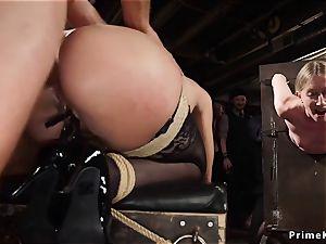 super hot babes fisting and fucking sadism & masochism orgy