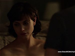 epic Morena Baccarin looking fantastic bare on film