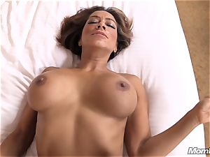 sizzling Latina first-timer milf very first timer