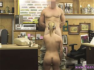 magnificent blond sans a condom Stealing will only get you screwed!