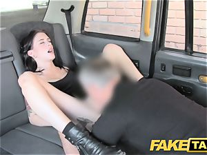 fake cab virginal american chick gets caboose romped