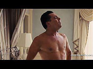 Margot Robbie nude in The bear of Wall Street