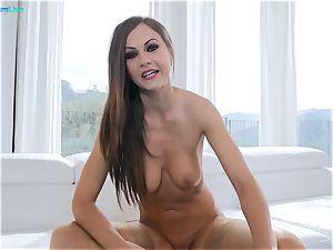 gorgeous nymphomaniac Tina Kay insatiable anal invasion plumbing