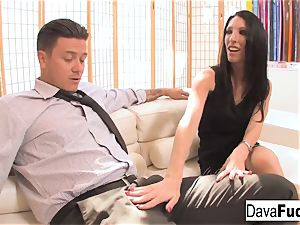 casting couch with Bradley that finishes with a internal cumshot