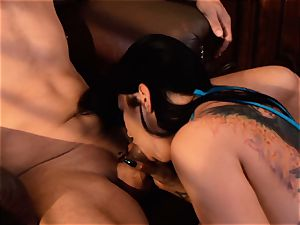 Axel brauns filthy chat part 1 - big-chested Romi Rain