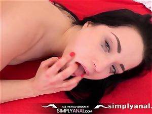 Simplyanal - booty to facehole for rectal fuck-fest maniac
