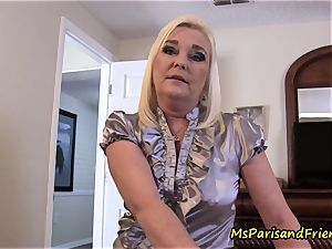 mother Makes it All nicer with ms Paris Rose
