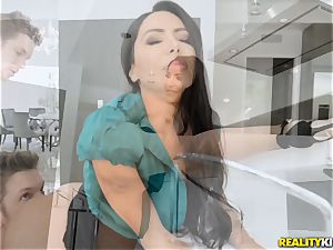 Smoking super-hot Lela star boned in her taut pussy