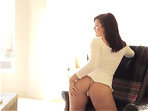 sultry honey Keisha Grey entices her steamy dude