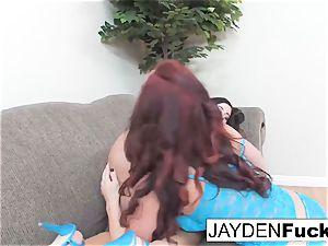 Jayden Jaymes And Taylor Vixen shag