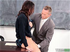 Sophia grace screwed by her tutor