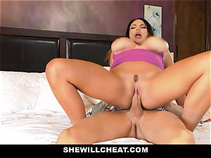 SheWillCheat - Mature wifey Gets Her twat Piped