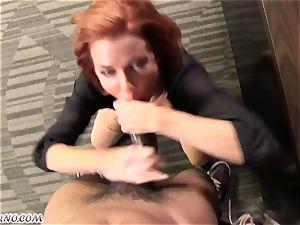 torrid mature Madame Veronica Avluv operates its worker