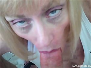 sonnie woos mommy To creampie