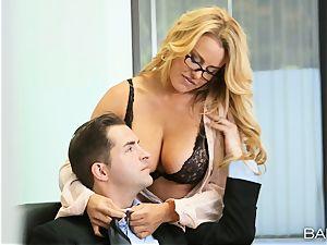 Corrina Blake is dicked on the desktop