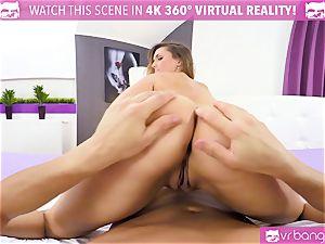 VR PORN-BARBARA BIBER tough MAKE UP fuckfest